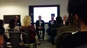 Gotham Media Ventures panel